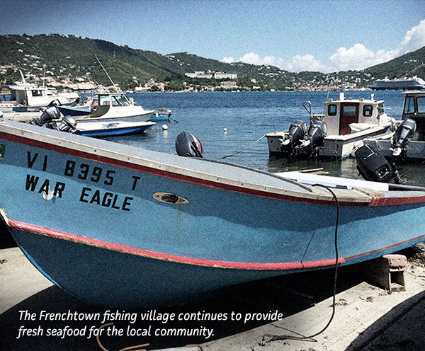 Frenchtown Boats